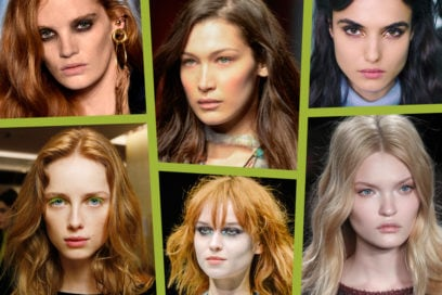 I capelli con onde destrutturate sono l'hairlook più di tendenza da provare ora