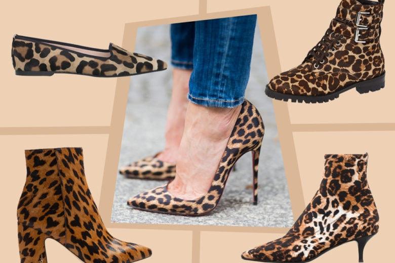 Scarpe animalier: 12 modelli leopardati decisamente must have!