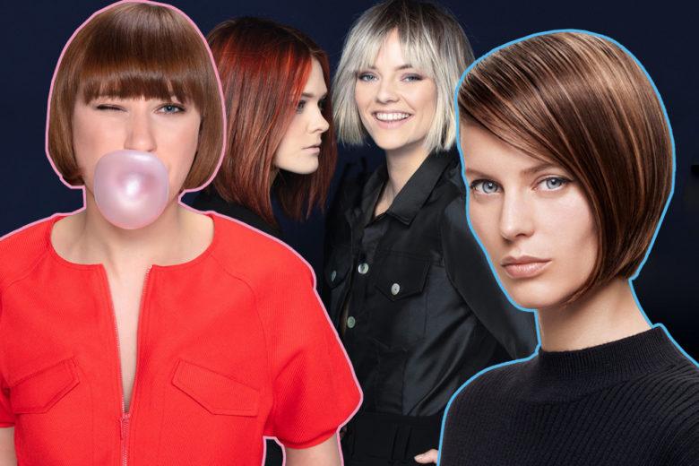 Tagli di capelli medi: le proposte dei Saloni per l'Autunno-Inverno