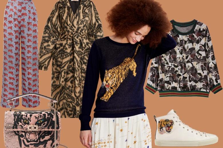 Tigre contro Tigre: lo stile più graffiante dell'autunno!