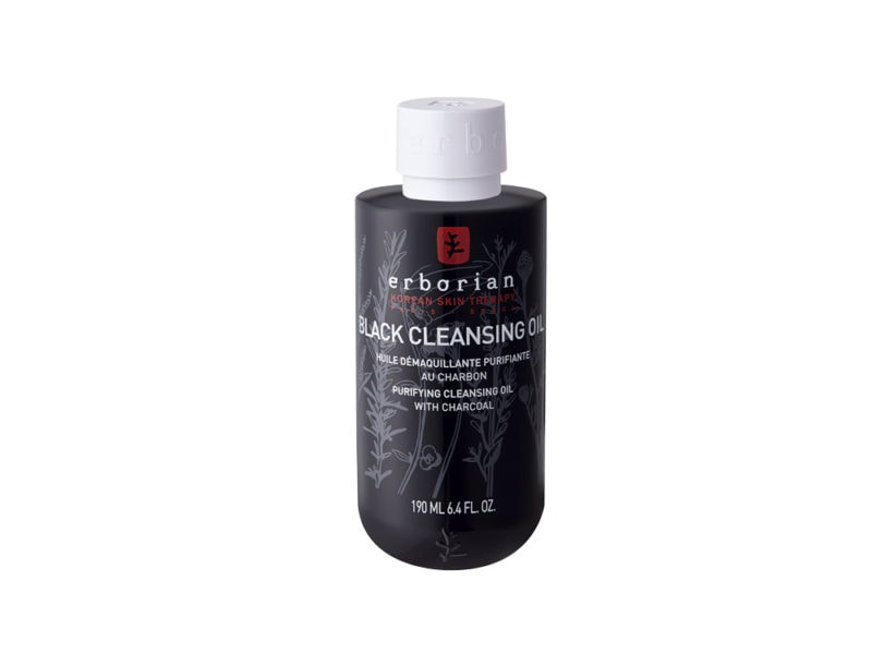 Erborian_Black Cleansing Oil 190ML