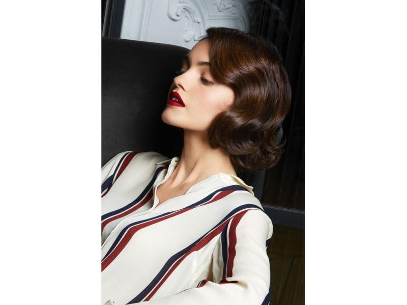 FRANCK PROVOST tagli di capelli medi saloni autunno inverno 2018 2019 (2)