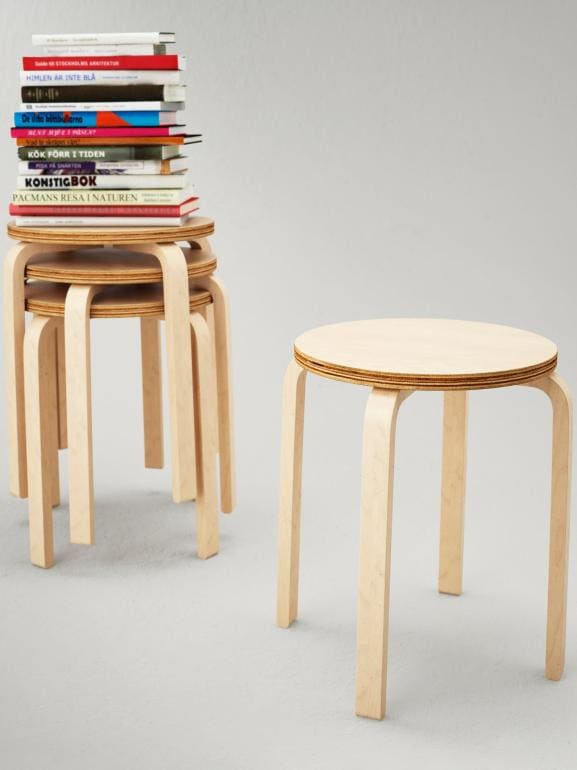 Sgabelli Impilabili Ikea.Sgabelli Ikea 10 Modelli Per Ogni Budget Da Comprare Subito