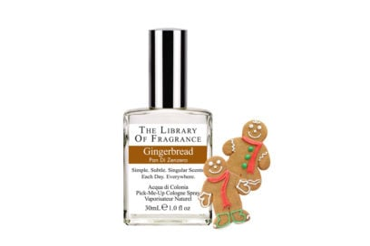 Library of Fragrance Gingerbread