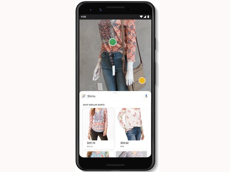Google Lens_shopping
