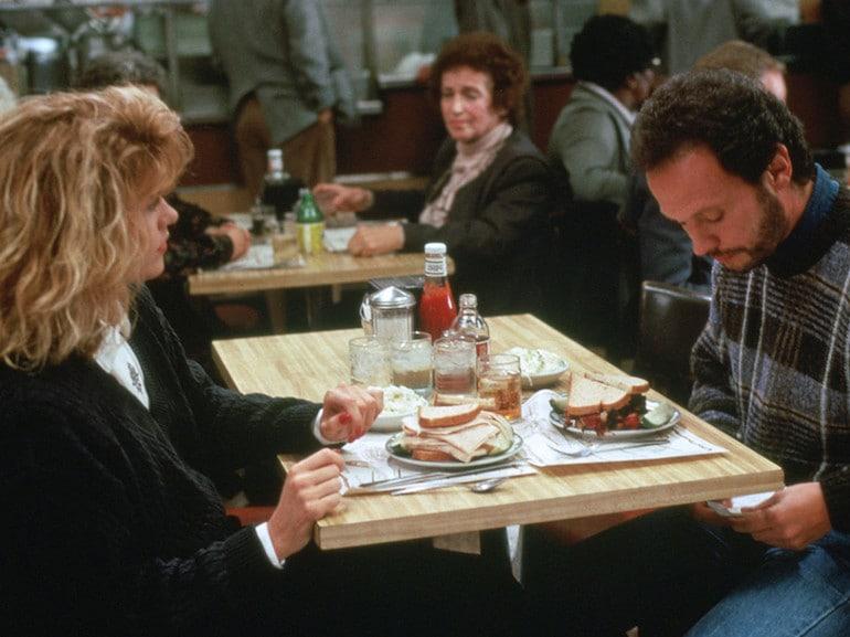 Harry ti presento Sally pranzo