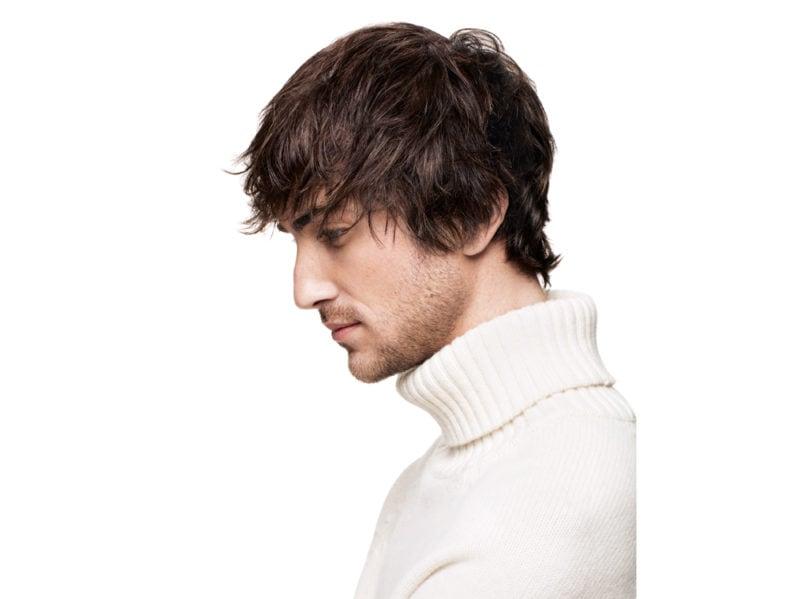 JEAN-LOUIS-DAVID tagli capelli uomo acconciature maschili saloni autunno inverno 2018 2019