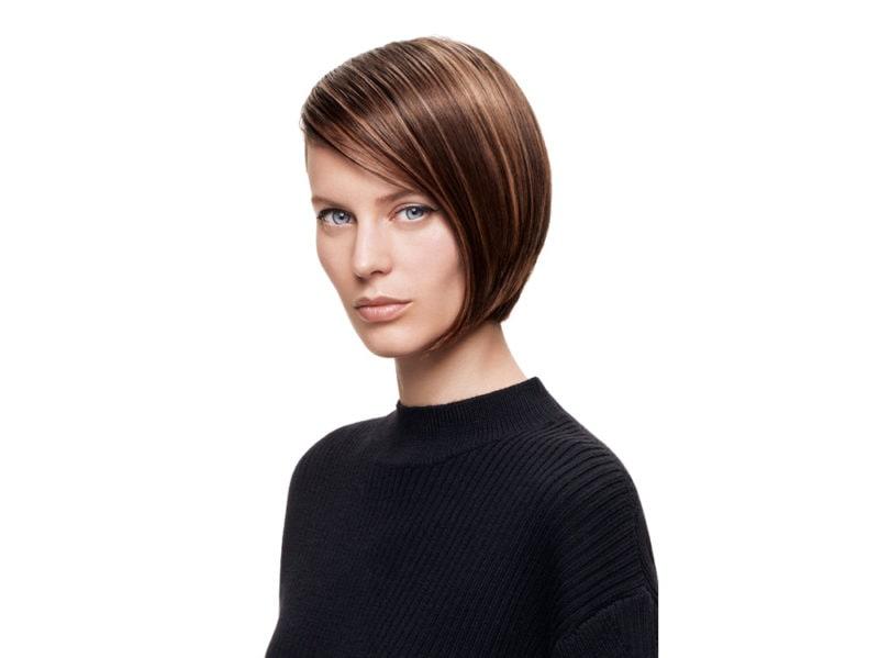JEAN LOUIS DAVID tagli di capelli medi saloni autunno inverno 2018 2019