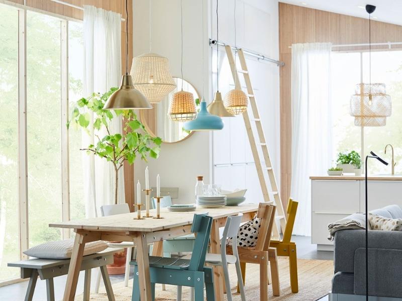 Lampadari IKEA_INDUSTRIELL
