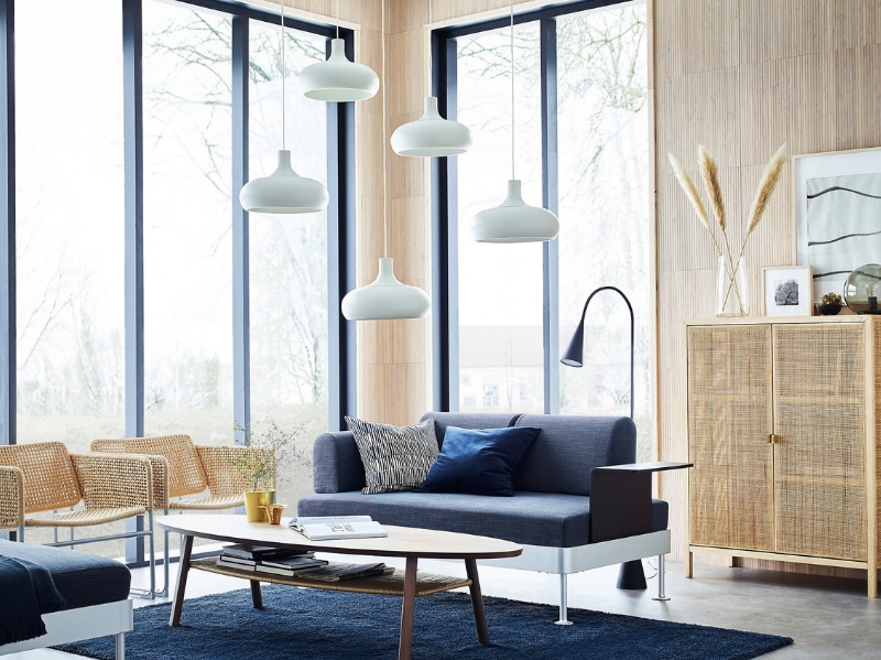 Lampadari IKEA_VÄXJÖ