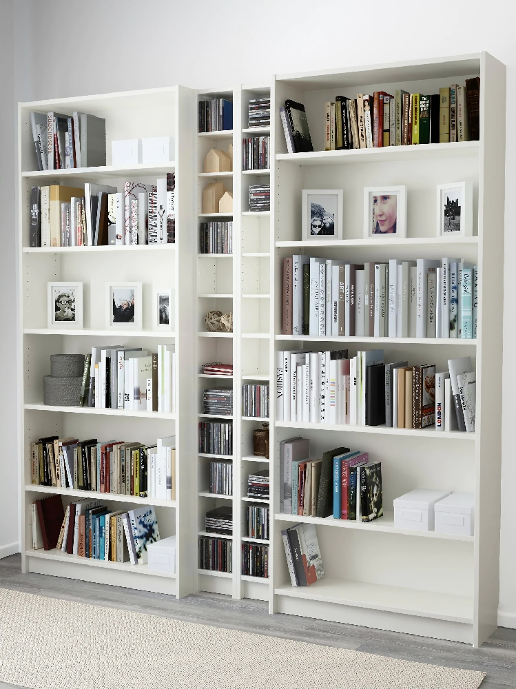 Librerie IKEA_Billy Gnedby