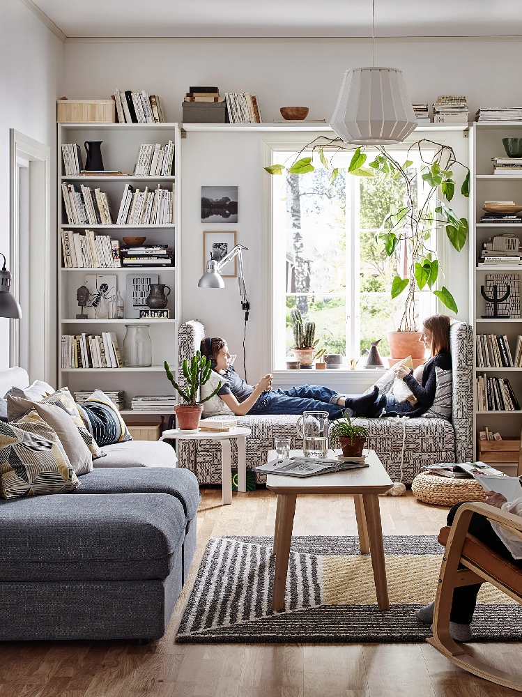 Librerie IKEA_Billy