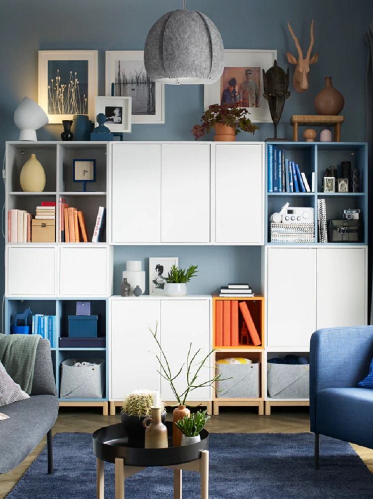 Librerie IKEA_Eket
