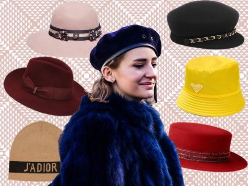 I cappelli danno carattere ai look invernali  scopriamo quali sono i modelli  must! a08853fe3535