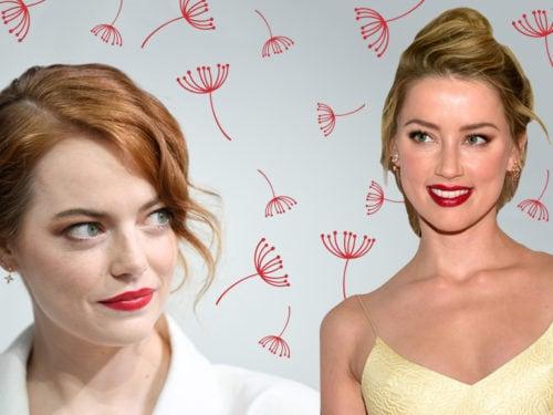 Star e rossetto rosso  ecco come le celebrity amano portare le red lips a8b1915ec661