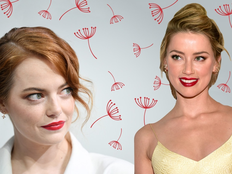 Star e rossetto rosso: ecco come le celebrity amano portare le red lips