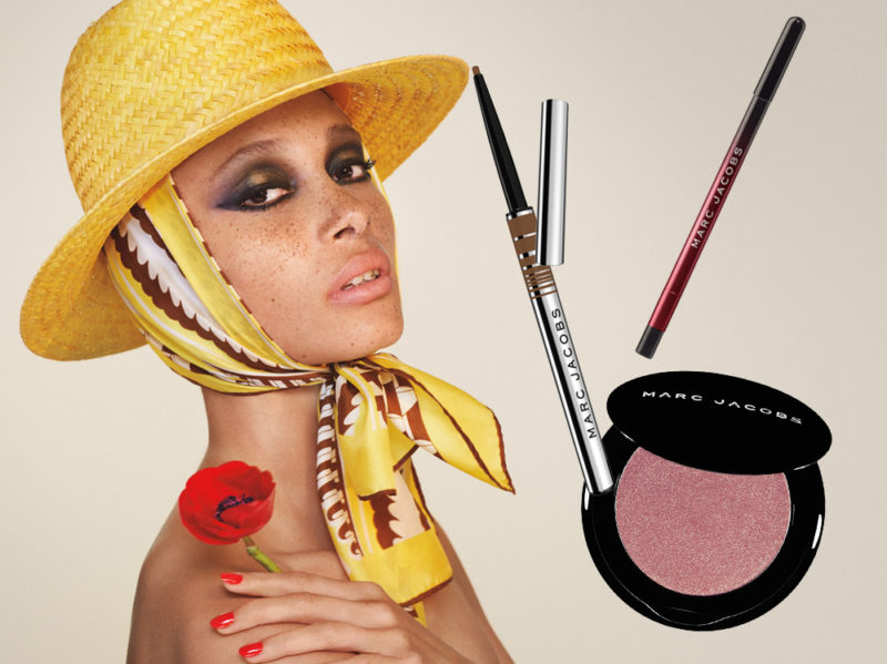 Marc-Jacobs collezione make up autunno inverno 2018 2019