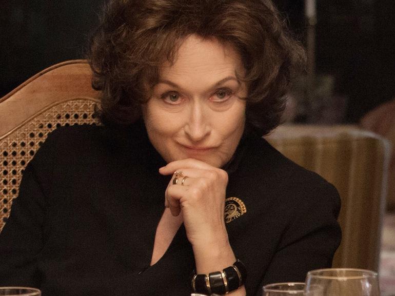 Meryl Streep sguardo