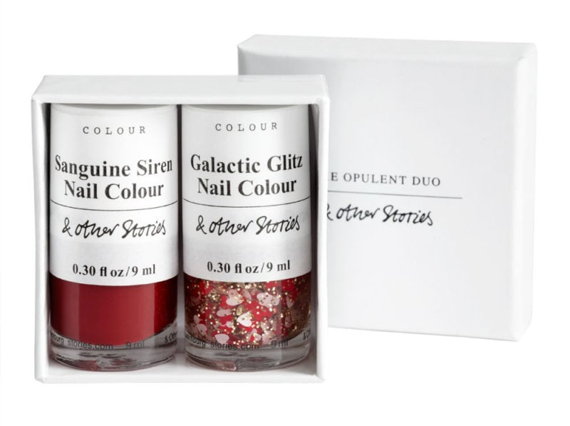 & Other Stories_Nail Colour Duo_Christmas Kit 002