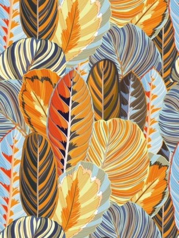 PIXERS foglie 70s
