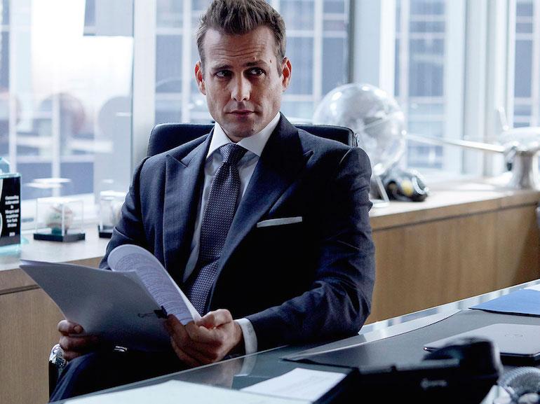Suits Harvey Specter