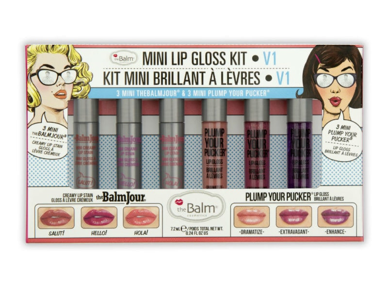 The Balm_Mini Lip Kit