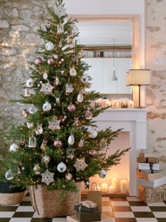 Catalogo Maisons Du Monde Natale 2018 Addobbi Natalizi E Idee Per