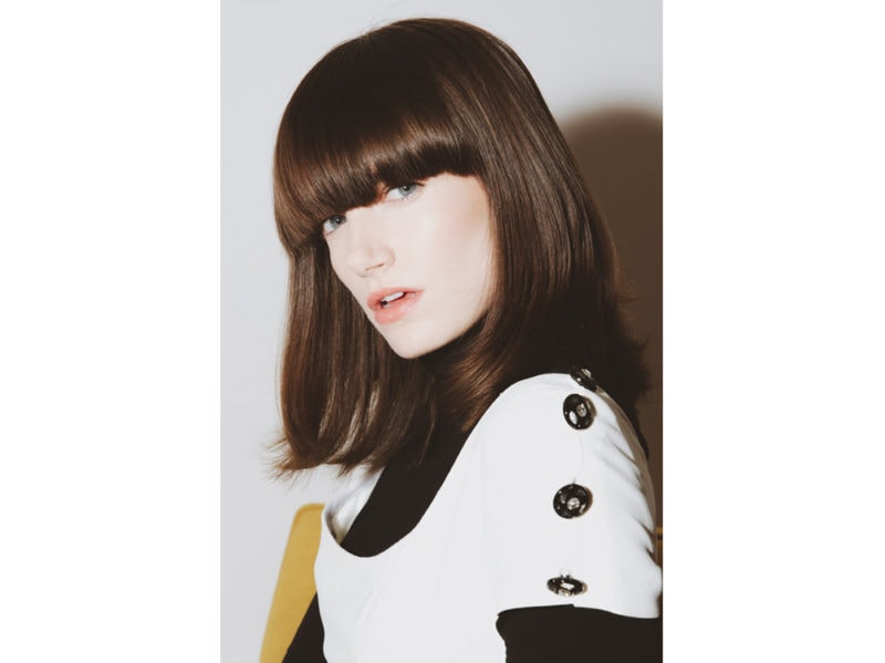 WELLA_SOGLAM_AI_19_8 stile frangia capelli saloni autunno inverno 2018 2019