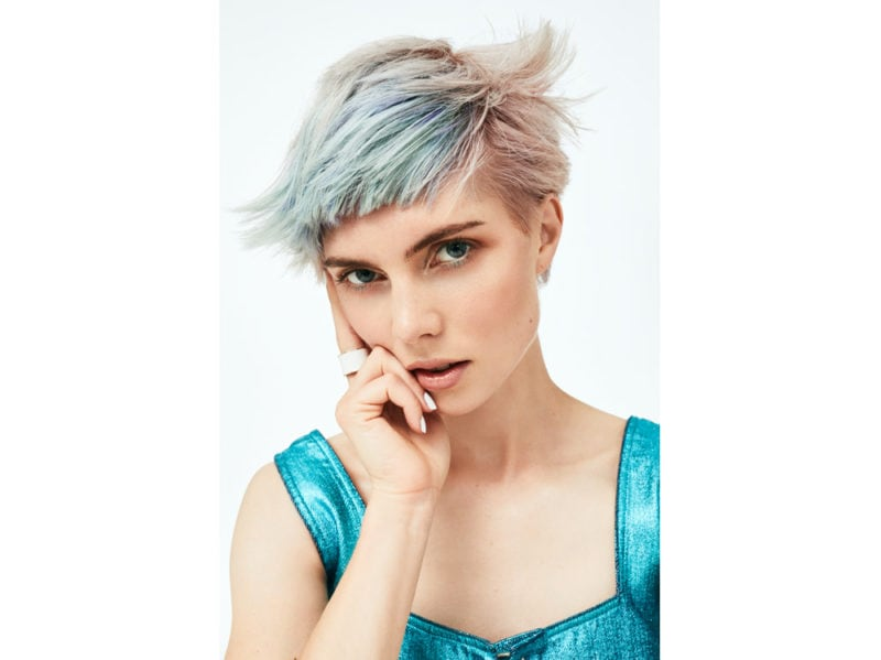 Z ONE CONCEPT stile frangia capelli saloni autunno inverno 2018 2019