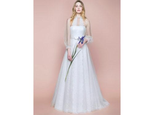 9ba08b1c4a81 Abiti da sposa in pizzo  tutte le tendenze per il 2019