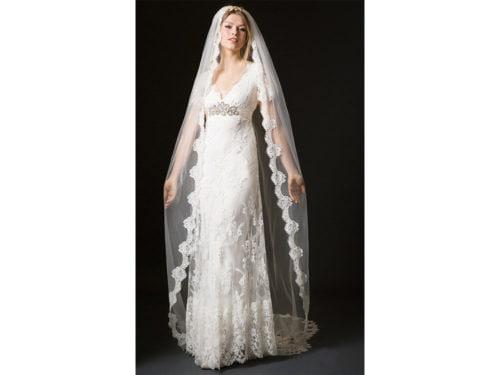 21dd91622ac6 Abiti da sposa in pizzo  tutte le tendenze per il 2019