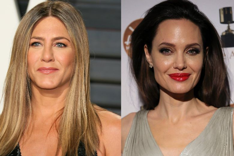 Jennifer Aniston è pronta a fare pace con Angelina Jolie