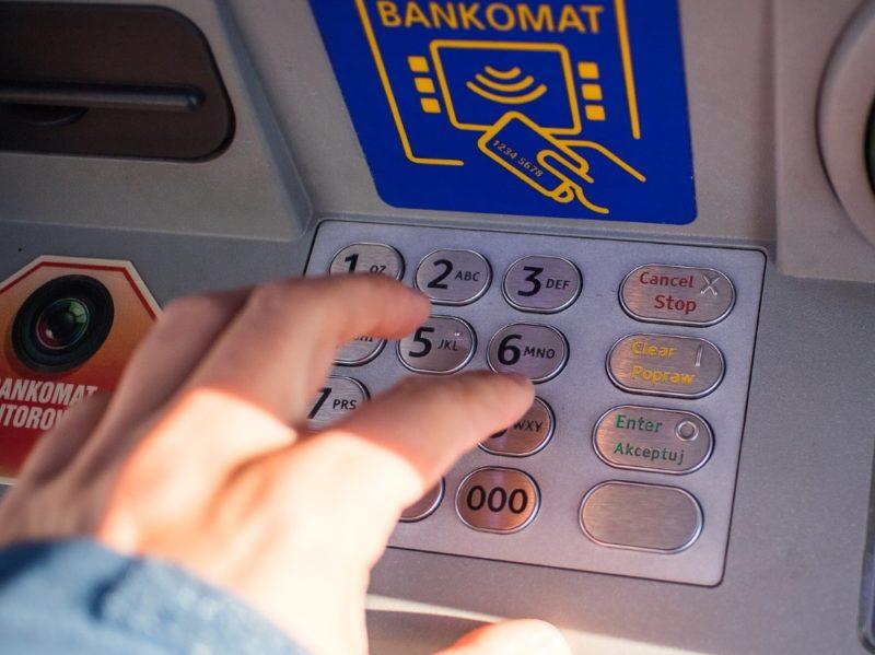 bancomat germi