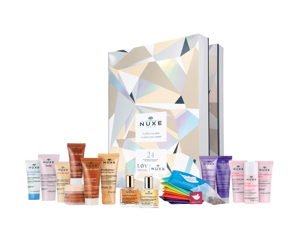 Calendario Avvento Profumeria.Calendario Dell Avvento Beauty 2018 Make Up Skincare E