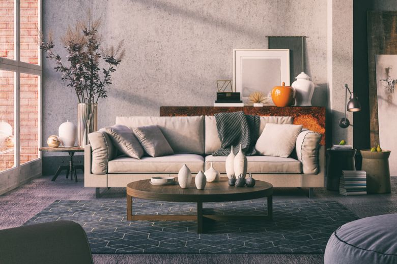 Color tortora: come abbinarlo al meglio nell'arredamento della casa
