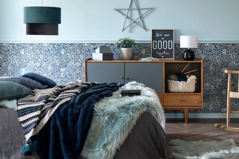 Colori pareti: le tonalità ideali, stanza per stanza