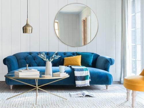 Come scegliere il divano perfetto per il salotto regole per non