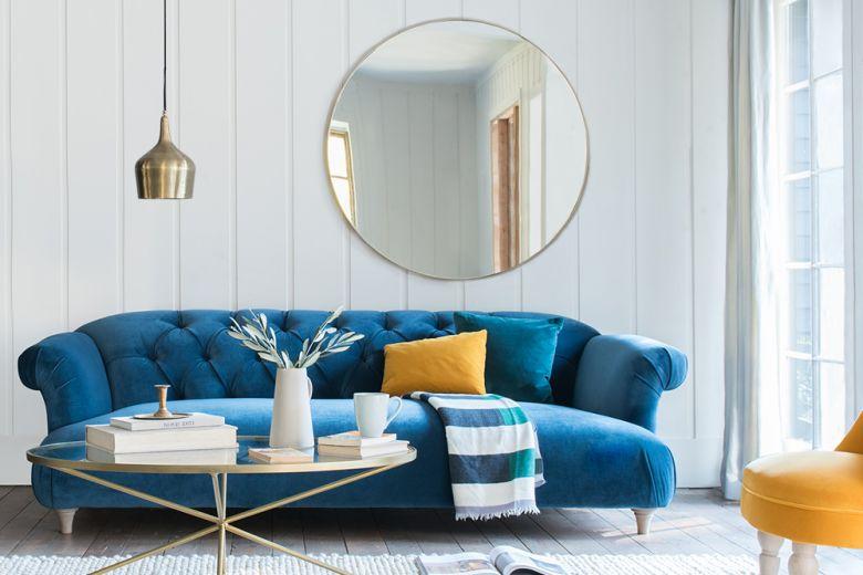 Come scegliere il divano perfetto per il salotto: 5 regole per non sbagliare