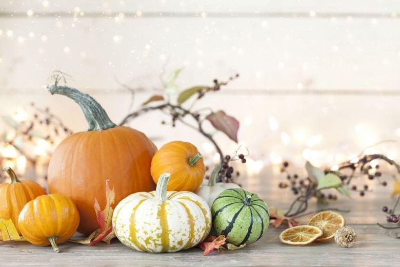 10 idee originali per decorare la casa con le zucche in autunno