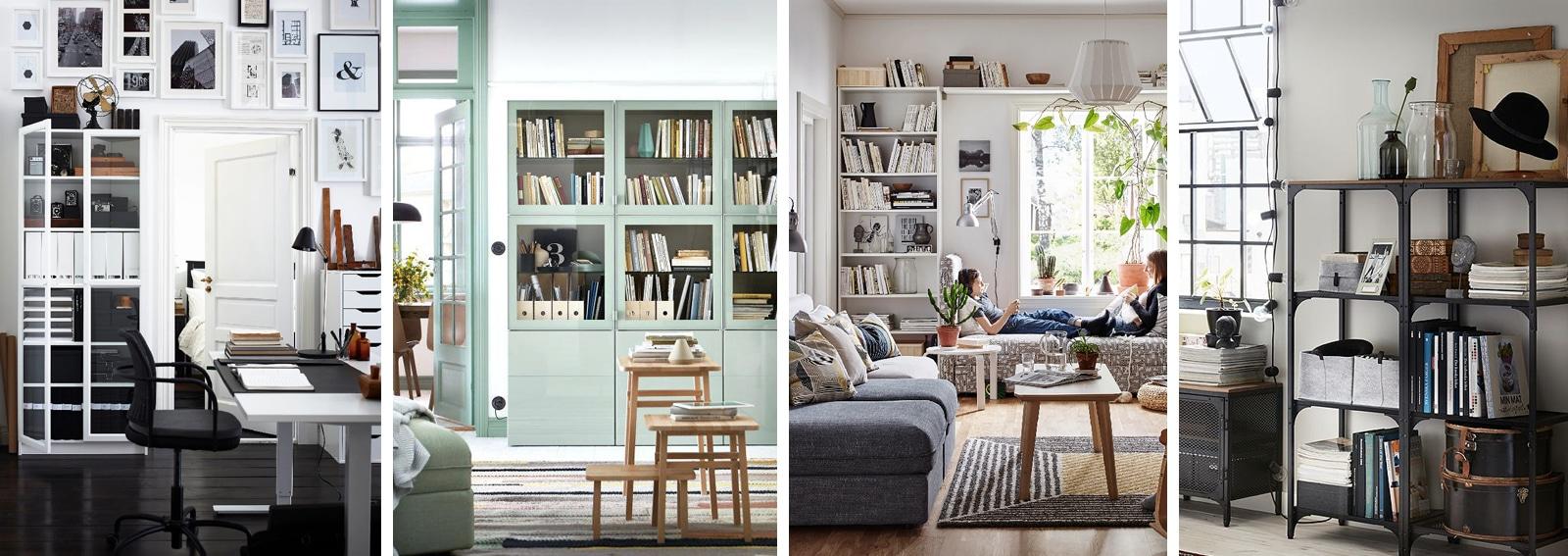 Libreria A Muro Moderna Ikea librerie ikea: i 10 modelli più belli da comprare subito