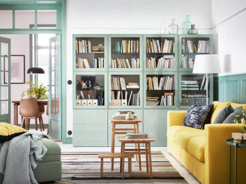 Librerie IKEA: i 10 modelli più belli da comprare subito