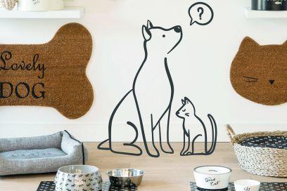 Maisons Du Monde Collezione Animali: gli indispensabili per cane e gatto