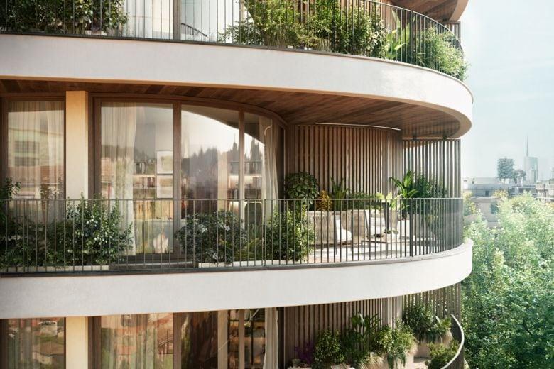 Milano, ecco come sarà la nuova residenza ISOLA 10