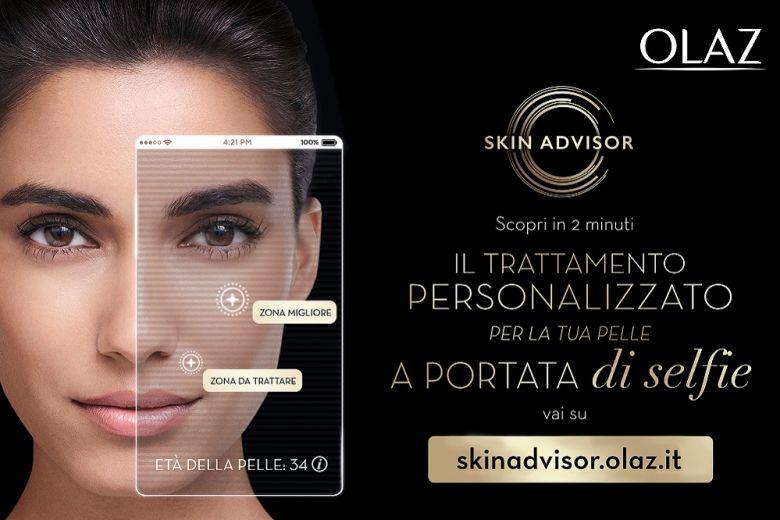 Vuoi scoprire come migliorare la tua pelle? Basta un selfie!