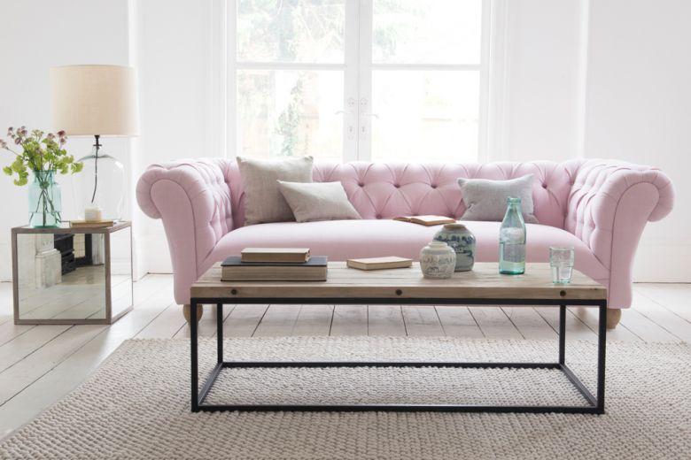 6 motivi per innamorarsi di un divano Chesterfield