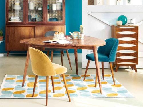 Tavoli Vintage Bianchi.Tavoli Maisons Du Monde 10 Modelli Da Comprare Subito