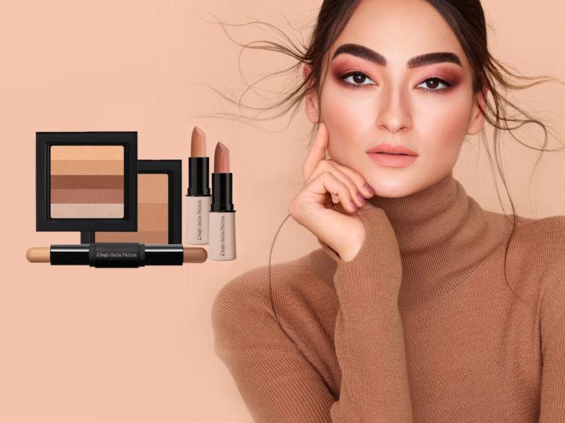 diego-dalla-palma collezione make up autunno inverno 2018 2019