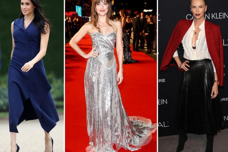 Meghan Markle, Dakota Johnson e le altre star meglio vestite della settimana