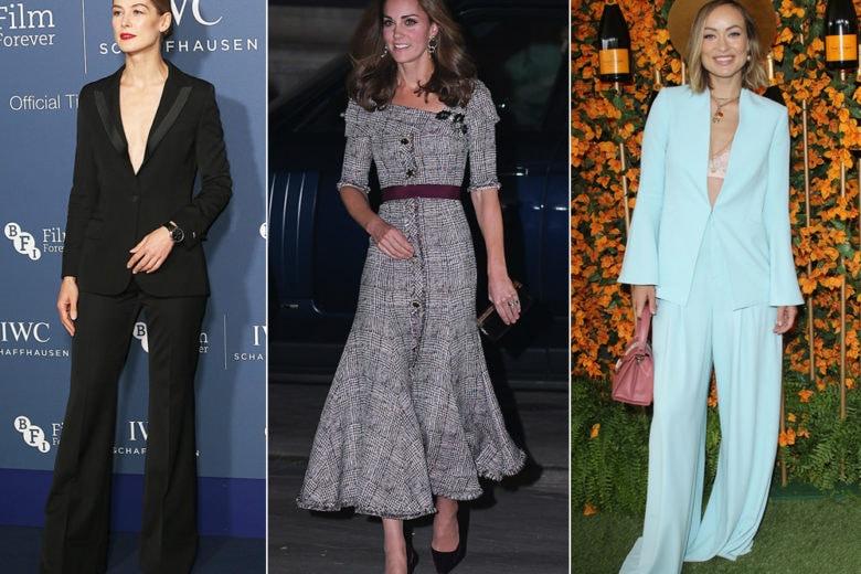 Kate Middleton, Julianne Moore e le altre star meglio vestite della settimana