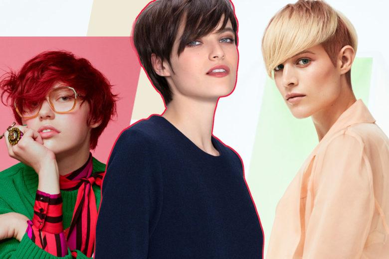 Tagli di capelli corti: le proposte top dai Saloni per la stagione fredda